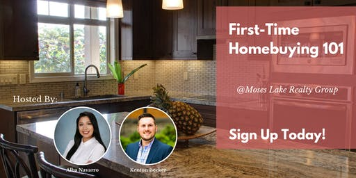 First-Time Homebuying 101