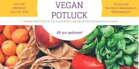 September Vegan Potluck tickets