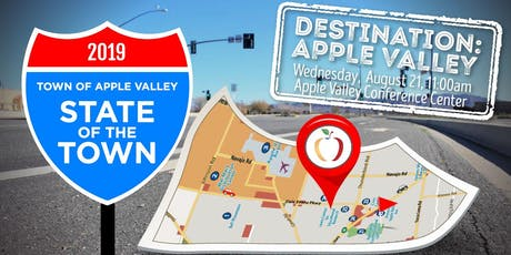 State of the Town Destination: Apple Valley tickets