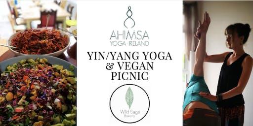 Yin/Yang Yoga & Vegan Picnic