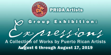 Expressions: A Collection of Works by Puerto Rican Artists (Opening Reception) tickets