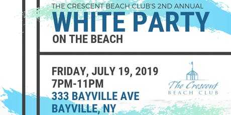 White Party on the Beach tickets