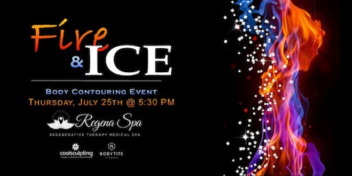 Fire and Ice Body Contouring Event
