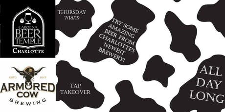 Armored Cow Tap Takeover tickets