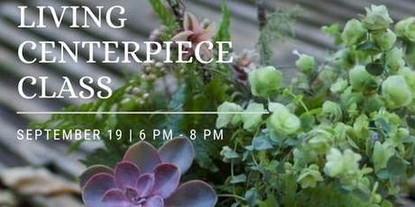 Make your own living plant arrangement tickets