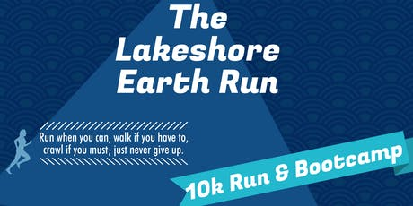 The Lakeshore Earth Run billets