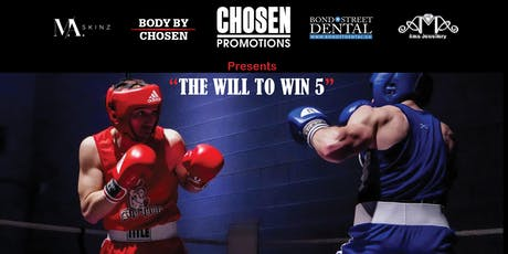 THE WILL 2 WIN 5 tickets