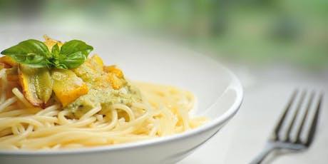 Pasta-Liebe mit sommerlichen Salaten – bei media@home ferner Braunschweig Tickets