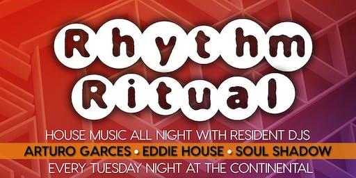 Rhythm Ritual - July