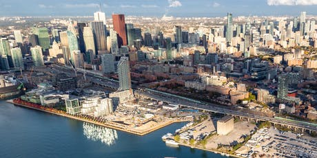 Public Consultation #1 on Sidewalk Labs' Proposal for Quayside tickets