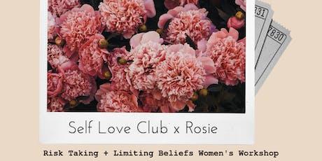 Self Love Club Women's Workshop tickets