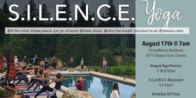 S.I.L.E.N.C.E Yoga Retreat