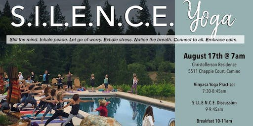 S.I.L.E.N.C.E Yoga Retreat