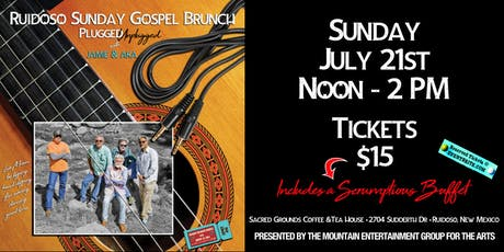 July 2019 Gospel Music Brunch and Concert with Jamie Estes and A.K.A. tickets