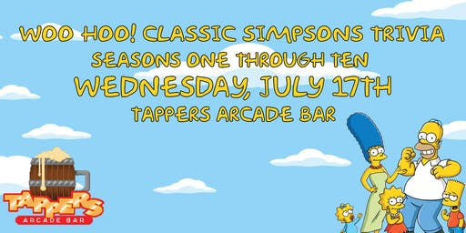 WOO HOO! Classic Simpsons Trivia - Seasons 1-10