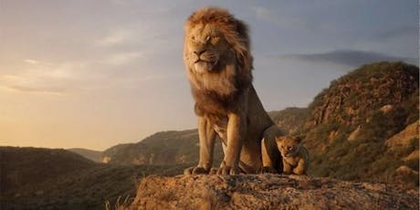 Community Living Movie Night - Lion King 2019  tickets
