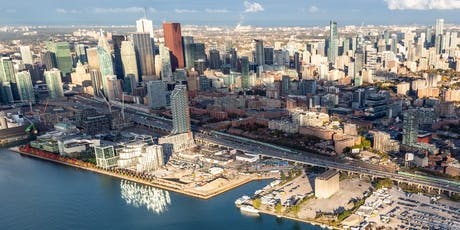 Public Consultation #4 on Sidewalk Labs' Proposal for Quayside tickets