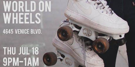 SoCal Club Presents: Skate Night  tickets