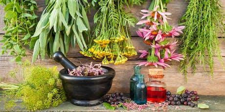 Spirit Wise Herbal Healing Workshop tickets