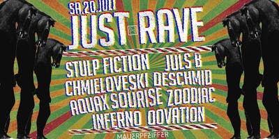 Just Rave! - Die Nacht im Wahn - all floors open