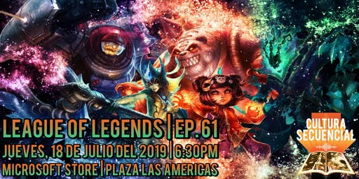 League of Legends | Ep. 61 ¡EN VIVO!
