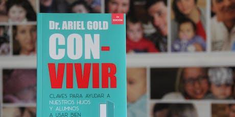 Conferencia CON-VIVIR de Ariel Gold entradas