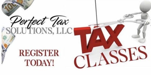 Perfect Tax Solutions Saturday October Class