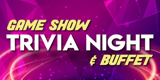 Game Show Trivia Night