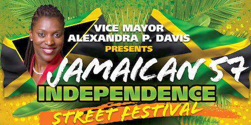 Jamaican Independence Day 57 Street Festival