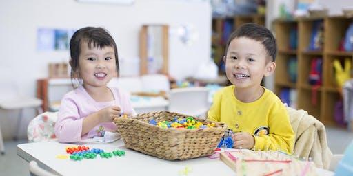 SDN Hurstville workshop: Understanding and responding to your child's behaviour