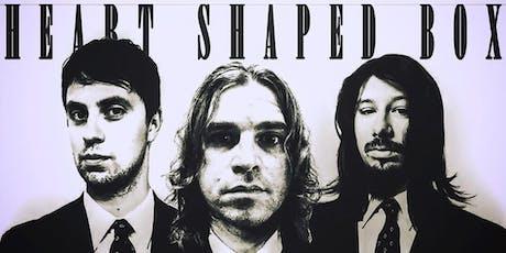 Heart Shaped Box: A Tribute to Nirvana tickets