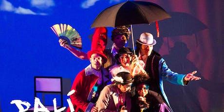50% de Desconto! Espetáculo Dalí, daqui ou de lá, da Cia Druw, no Teatro Viradalata ingressos