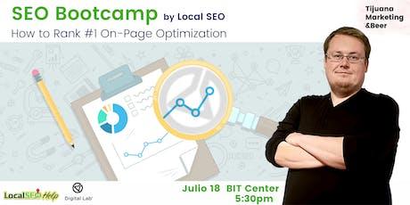 SEO BootCamp - Como posicionarte en los primeros lugares en los buscadores  entradas