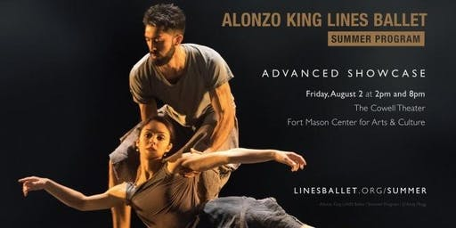 Alonzo King LINES Ballet Summer Advanced Program Showcase
