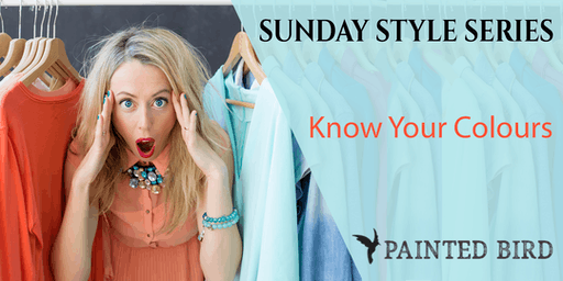 """""""Know Your Colours"""" with Trudi Bennett of Wardrobe Flair"""