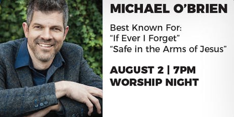Worship Together - Michael O'Brien tickets