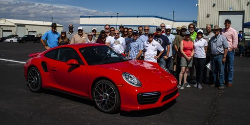 Porsche Boise Autocross