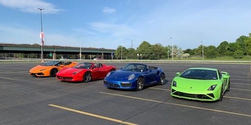 Supercar Driving Experience 2019 @ Nassau Coliseum