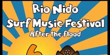 Rio NidoSurf Music Festival tickets