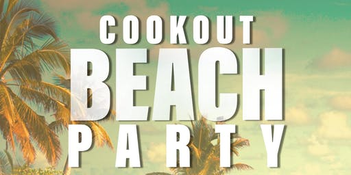 Cookout Beach Party