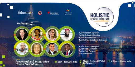 Holistic Health Conference - DAY 1