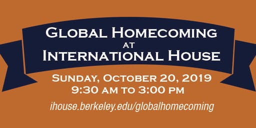 I-House Global Homecoming 2019