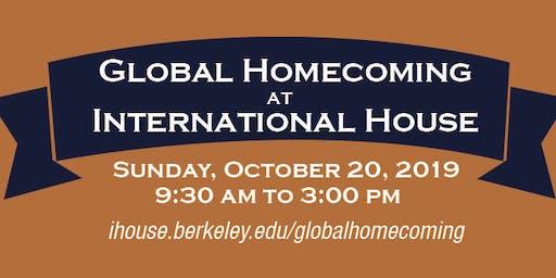 I-House Global Homecoming 2019