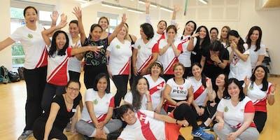 Peruvian Dance Class