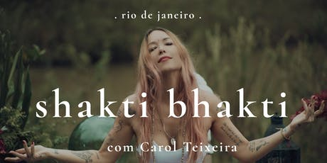 Shakti Bhakti | Rio De Janeiro ingressos