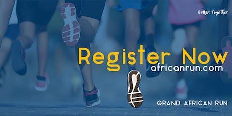 Grand African Run _R tickets