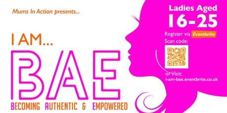 I Am Becoming Authentic and Empowered tickets