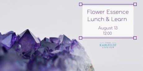 Flower Essence Lunch & Learn tickets