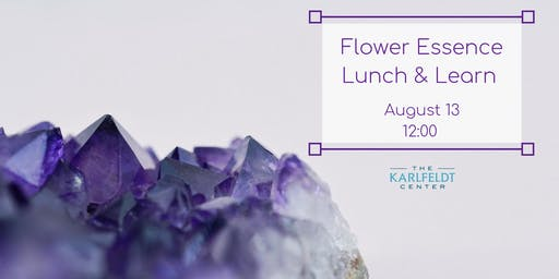Flower Essence Lunch & Learn