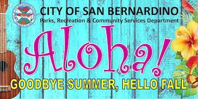 Verdemont Aloha Celebration